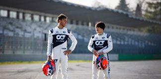 AlphaTauri, Pierre Gasly, Yuki Tsunoda, F1