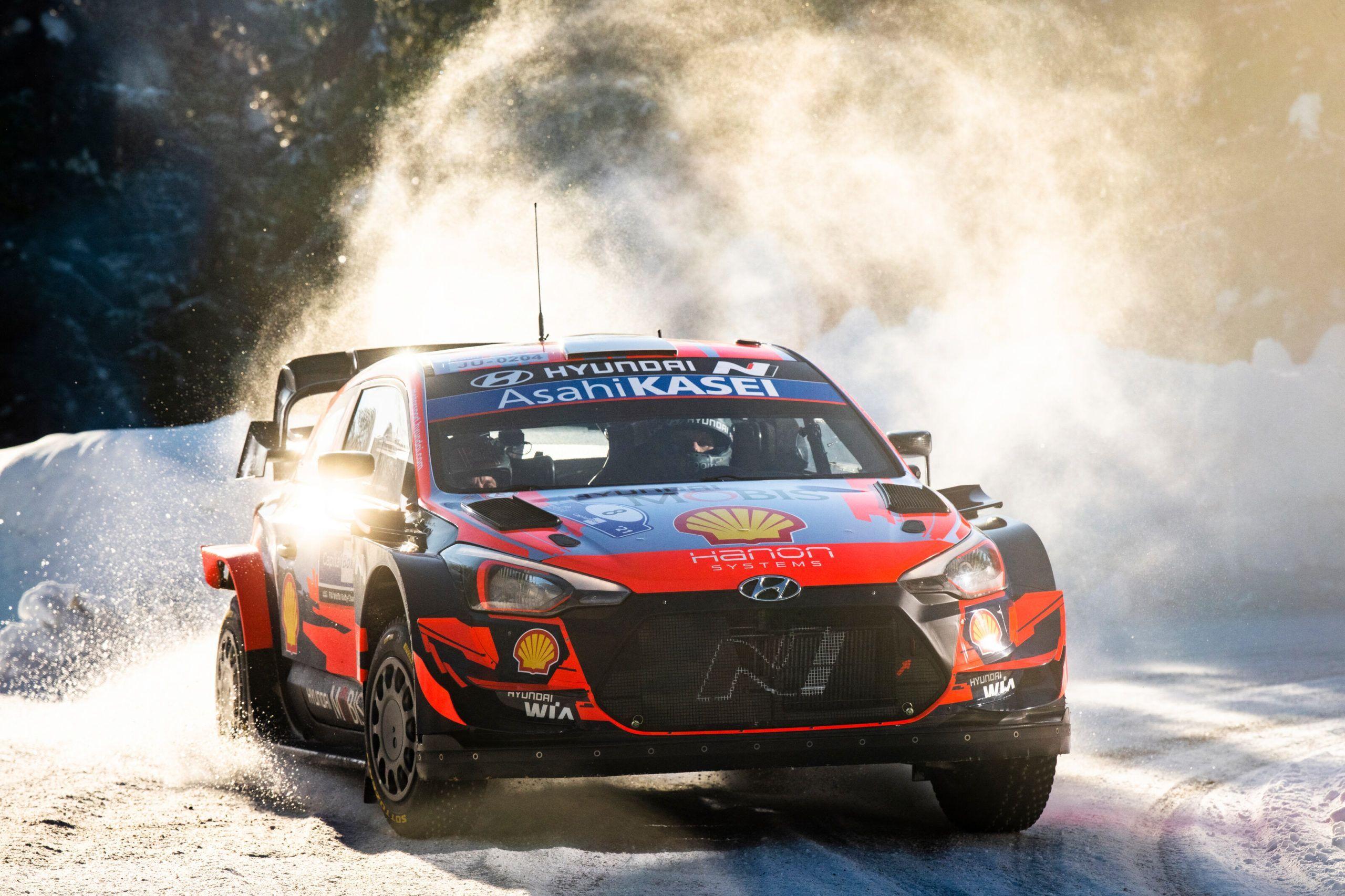 WRC, Ott Tanak