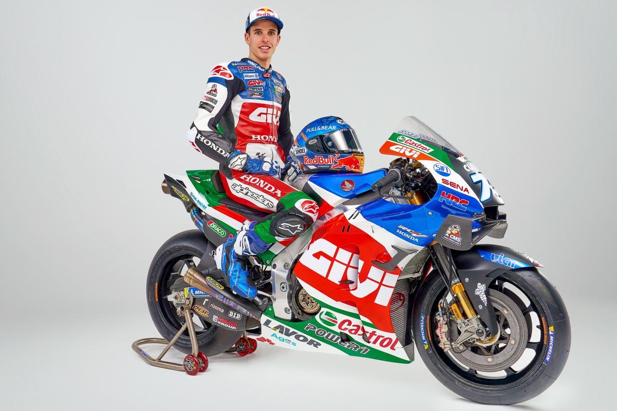 Alex Marquez, LCR, LCR Honda