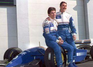 Mansell y Hill