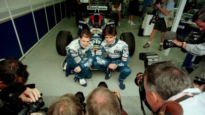 Hill y Villeneuve