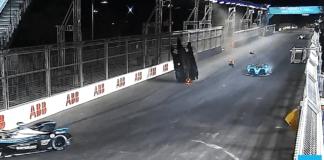Formula E, Alex Lynn, Mitch Evans