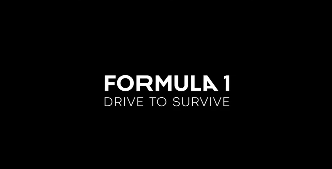 F1, Netflix, Drive to Survive
