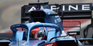 Alpine, Davide Brivio, Marcin Budkowski, F1