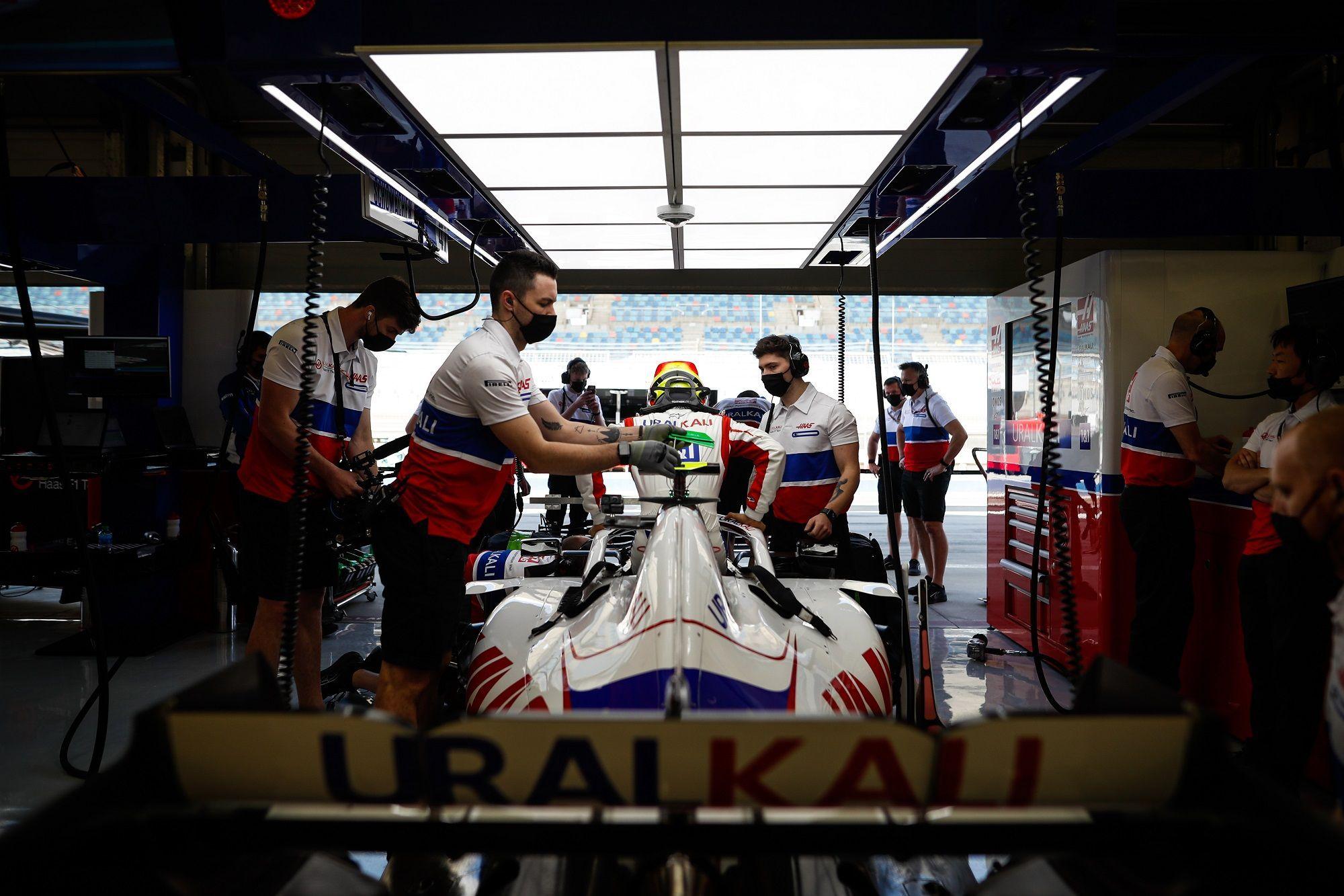 Guenther Steiner, F1, Haas