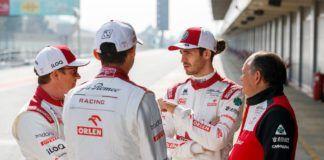 Alfa Romeo, Frederic Vasseur, F1