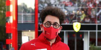 Mattia Binotto, Ferrari, F1, Josef Kral