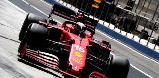 Charles Leclerc, Ferrari, Alfa Romeo, Kimi Raikkonen, F1