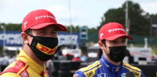 Andretti Autosport, IndyCar 2021, Ryan Hunter-reay, Alexander Rossi