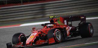 Ferrari, Carlos Sainz