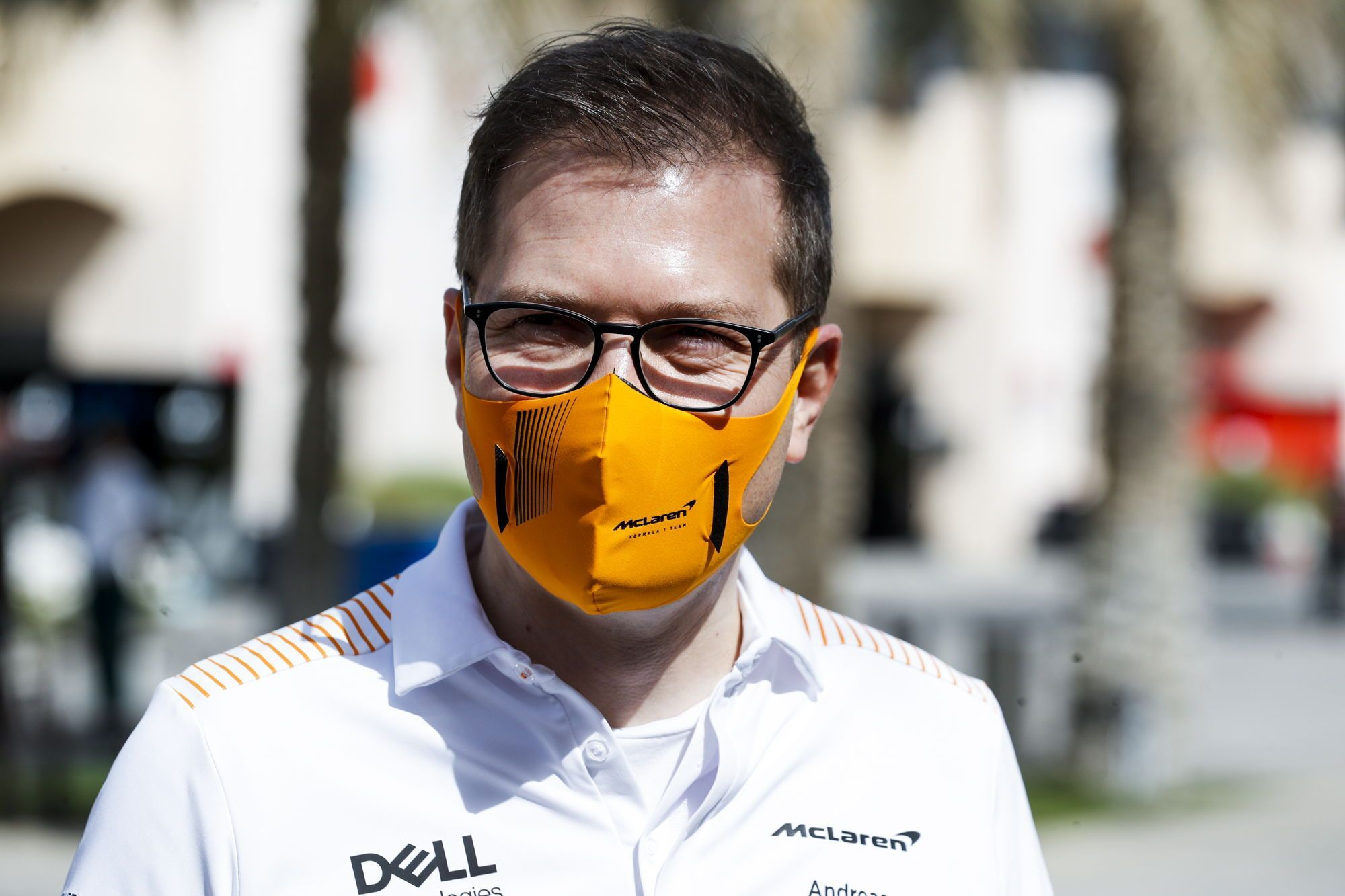 Andreas Seidl, McLaren, Beyond The Grid, Podcast, F1