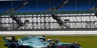 Sebastian Vettel, Lance Stroll, Aston Martin