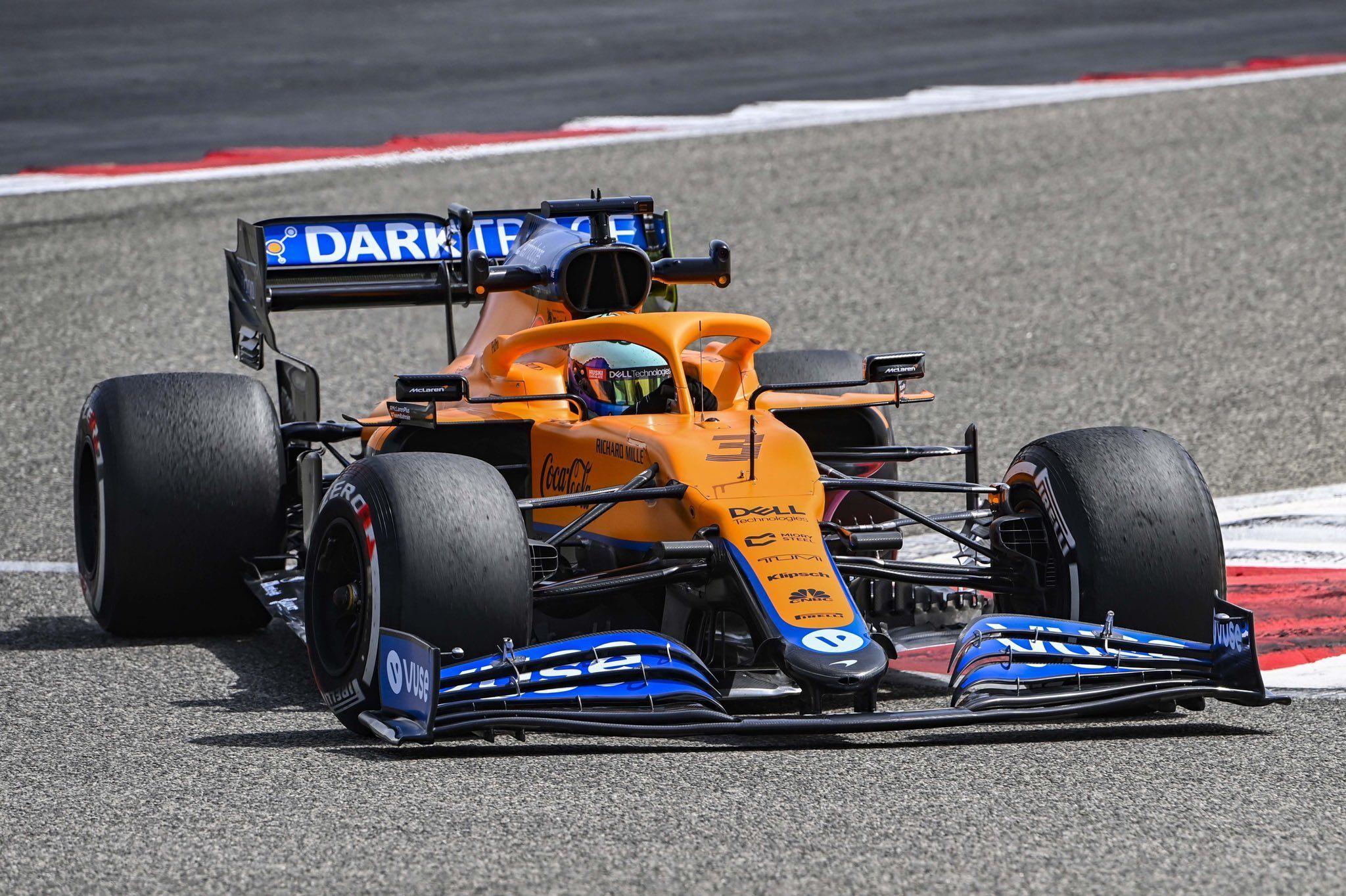 Daniel Ricciardo, McLaren, F1