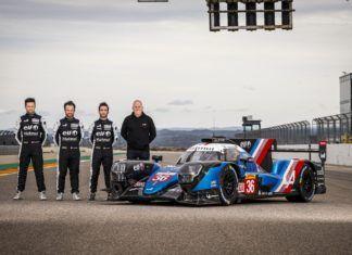 Alpine, WEC, LMP1
