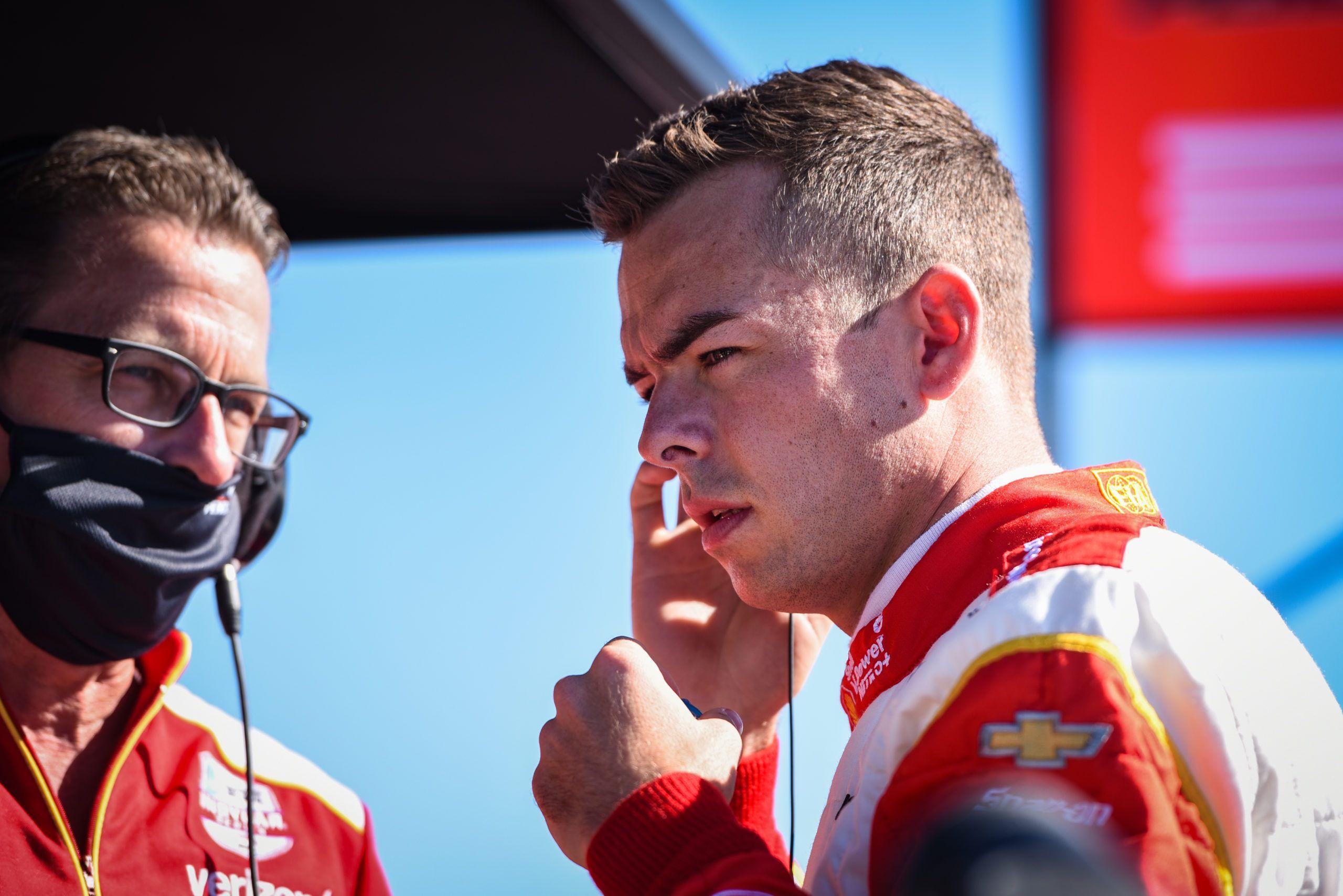 Scott McLaughlin, Team Penske, IndyCar 2021