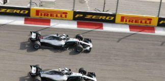 Valtteri Bottas, Lewis Hamilton, Mercedes