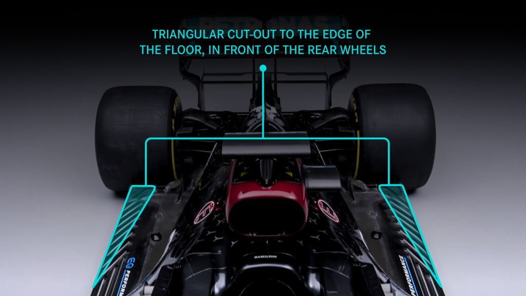 Mercedes, F1, James Allison