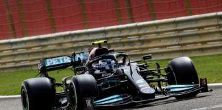 Valtteri Bottas, Bahrain F1 Test, F1