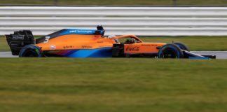 Test de Fórmula 1.