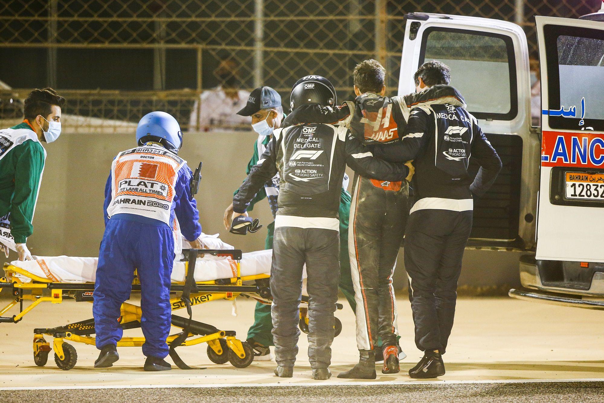 FIA, Romain Grosjean, F1