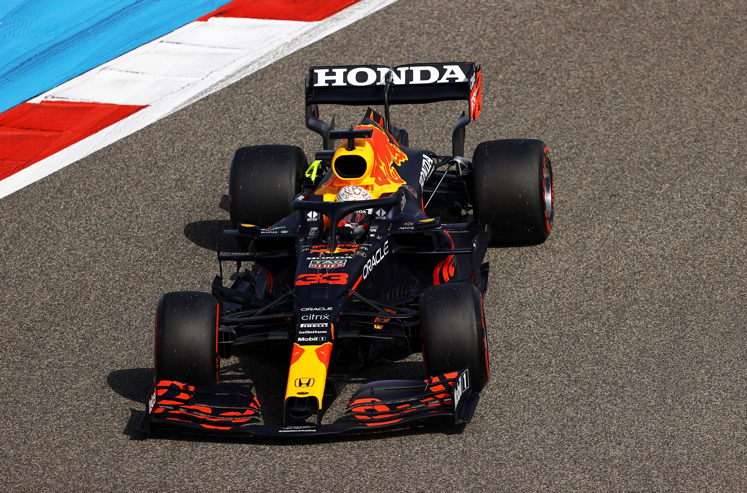 Bahrain GP, Max Verstappen