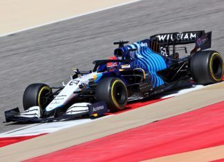George Russell, Williams, F1