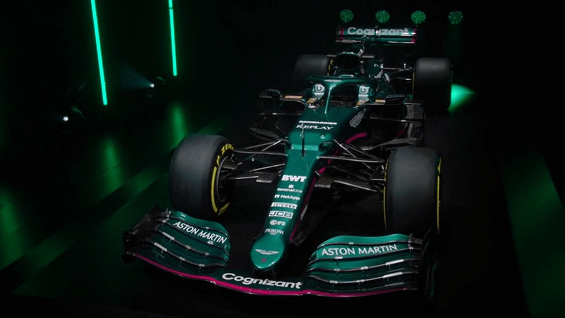 Aston Martin, F1