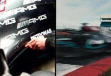 Mercedes, F1, W12