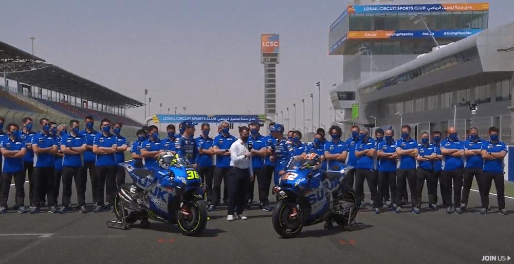 Suzuki, MotoGP
