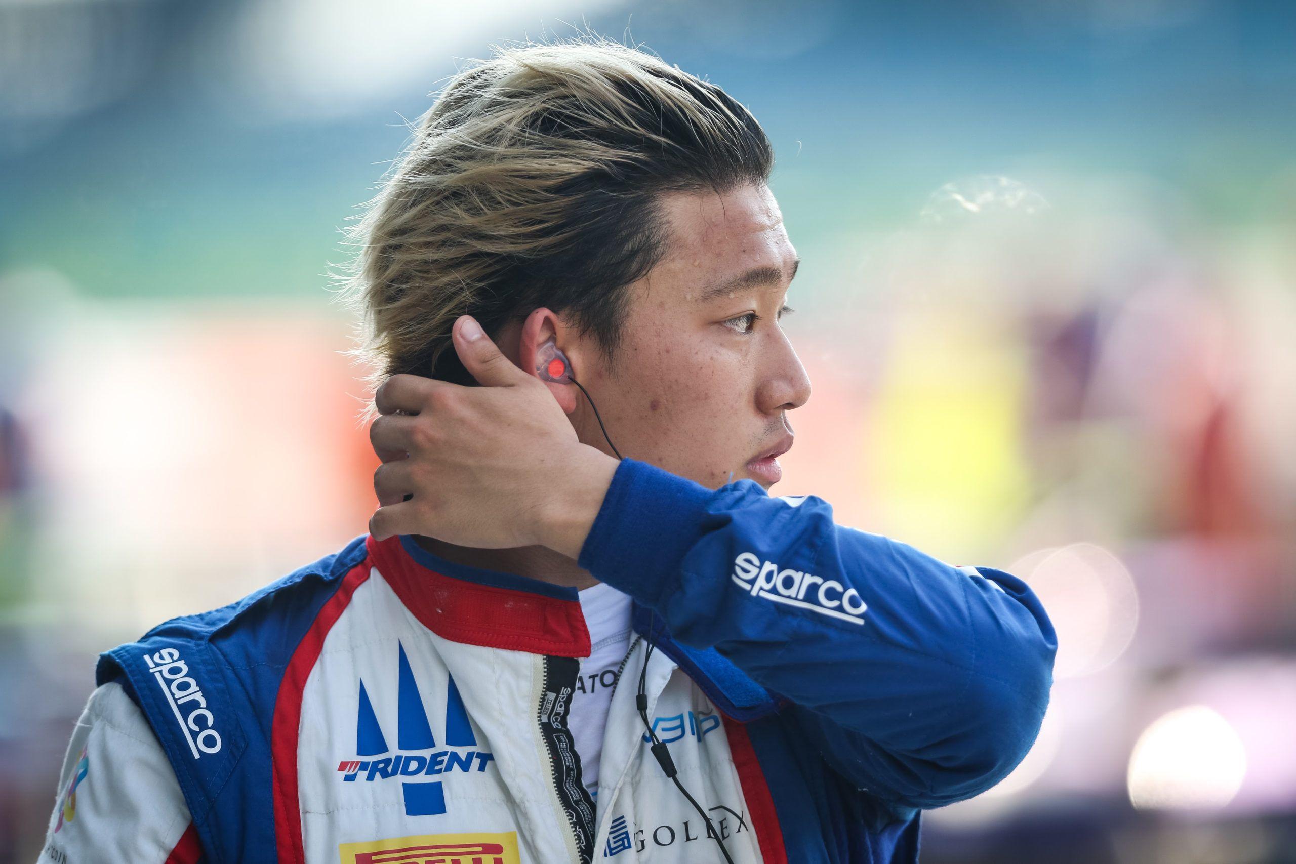 Marino Sato, Trident, F2