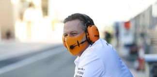Zak Brown, McLaren, F1