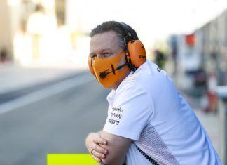 Zak Brown, McLaren, F1