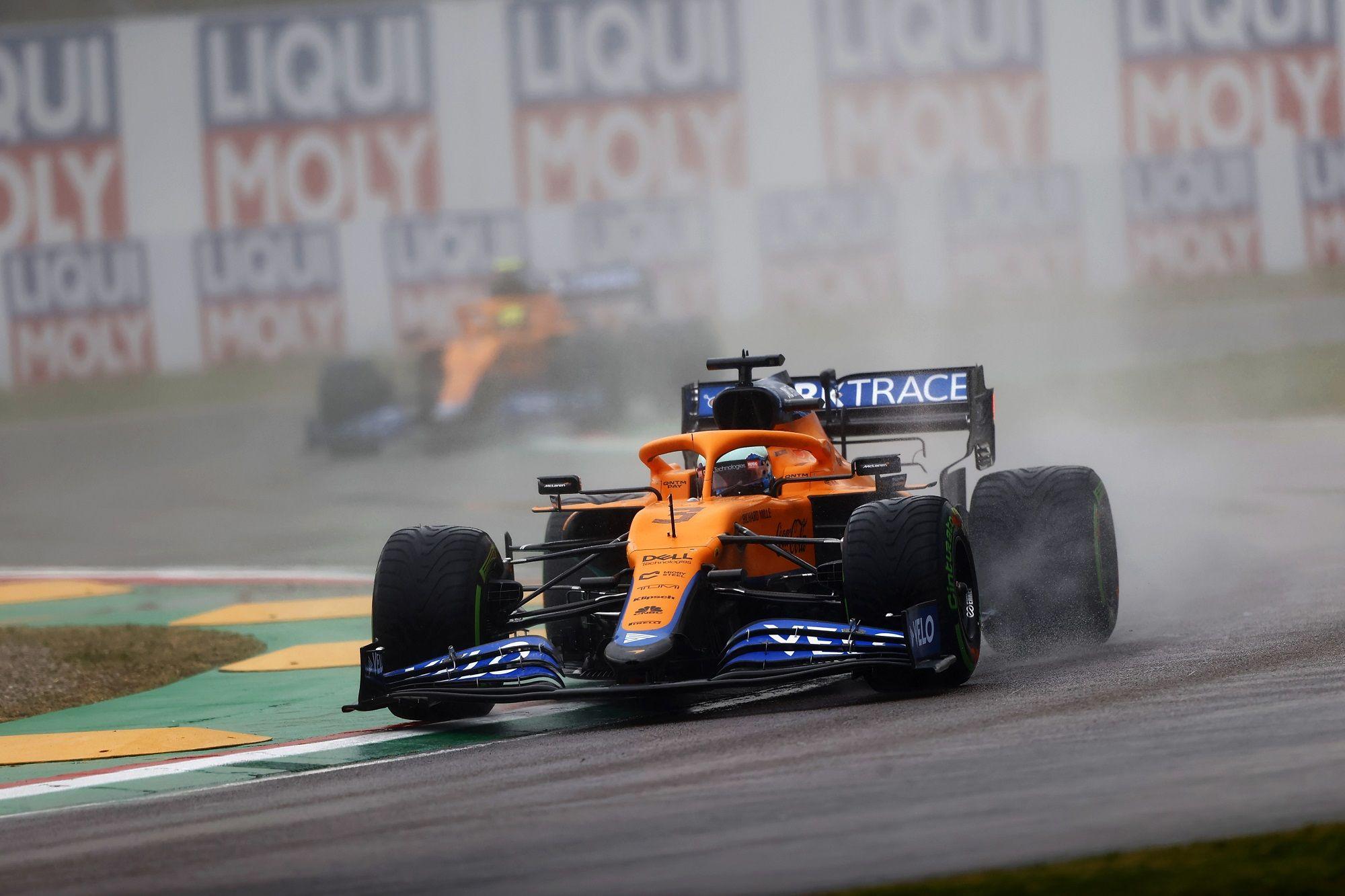 Daniel Ricciardo, Andreas Seidl