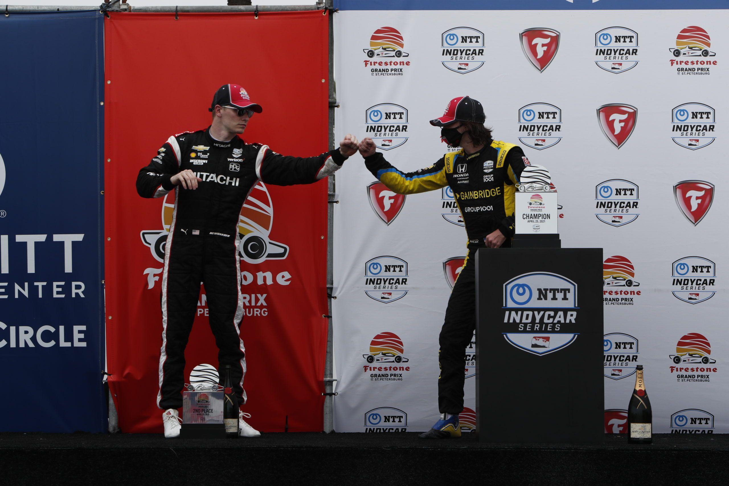 Josef Newgarden, Team Penske, Colton Herta, Andretti Autosport, IndyCar 2021