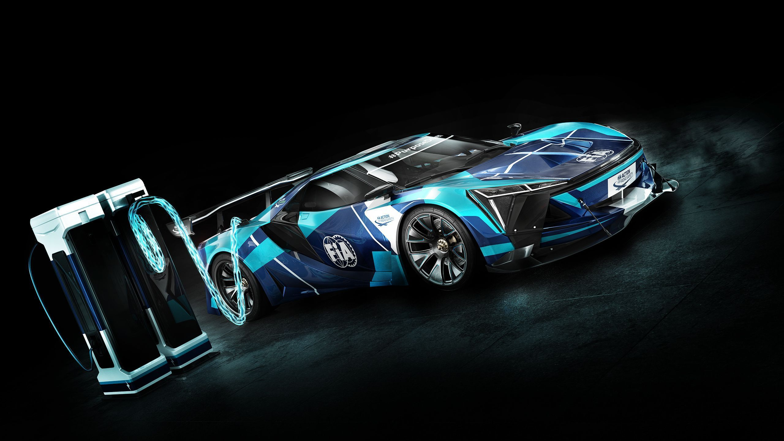 FIA, Electric GT, GT