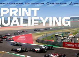 BAFTA, Sky Sports, F1, Silverstone, Sprint Qualifying