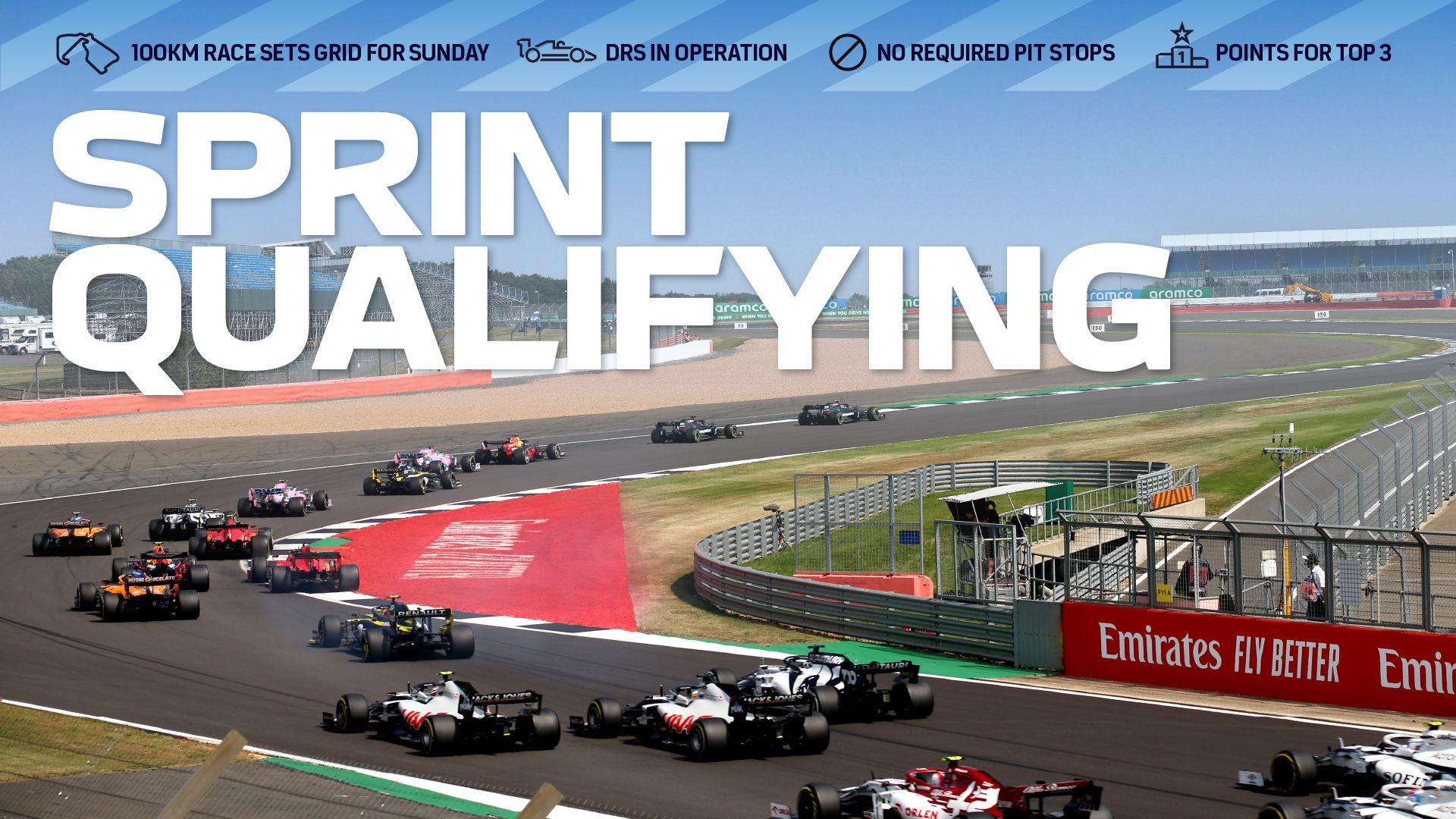BAFTA, Sky Sports, F1, Silverstone, Sprint Qualifying