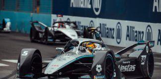 Formula E, Rome EPrix, Stoffel Vandoorne