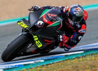 Andrea Dovizioso, MotoGP, Aprilia