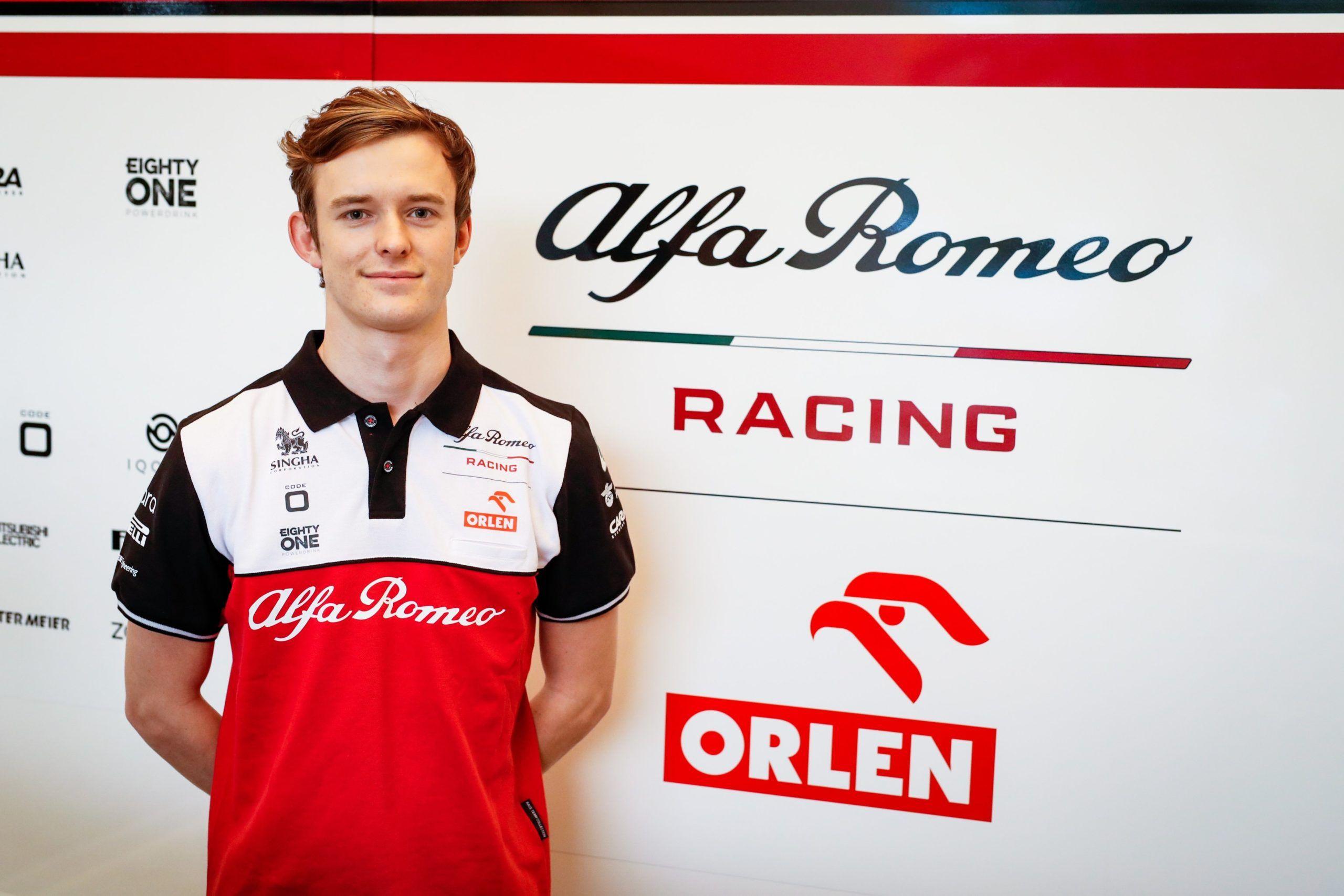 Callum Ilott, Alfa Romeo, F1