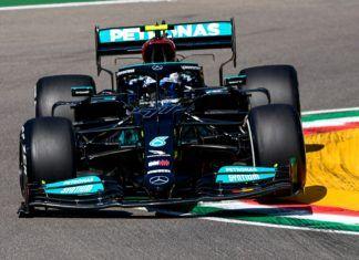 Imola GP, F1, Valtteri Bottas
