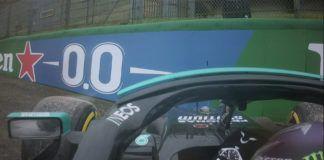 Lewis Hamilton, Andrew Shovlin