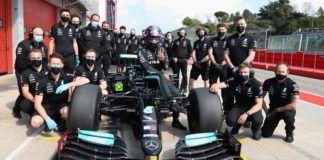 Lewis Hamilton, F1, Mercedes