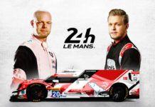 Jan Magnussen, Kevin Magnussen, WEC, Le Mans