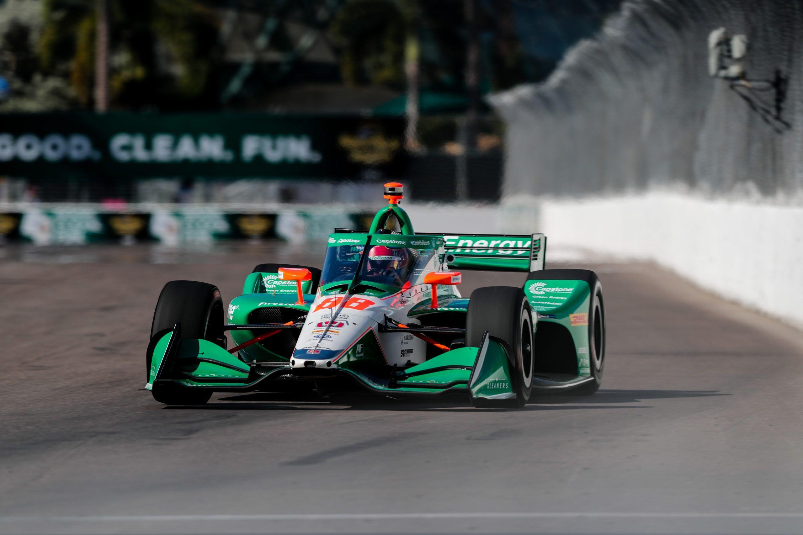 Colton Herta, Andretti Autosport, IndyCar 2021