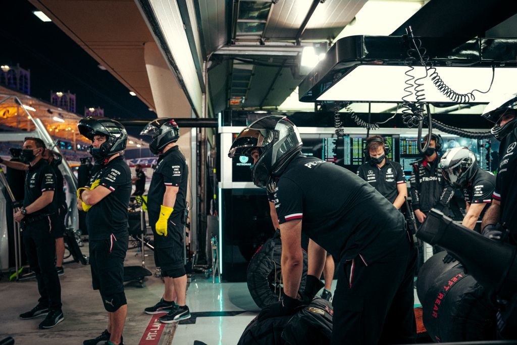 Mercedes, James Allison, F1, Valtteri Bottas, Lewis Hamilton