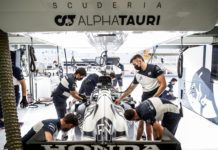 AlphaTauri, Pierre Gasly, Yuki Tsunoda