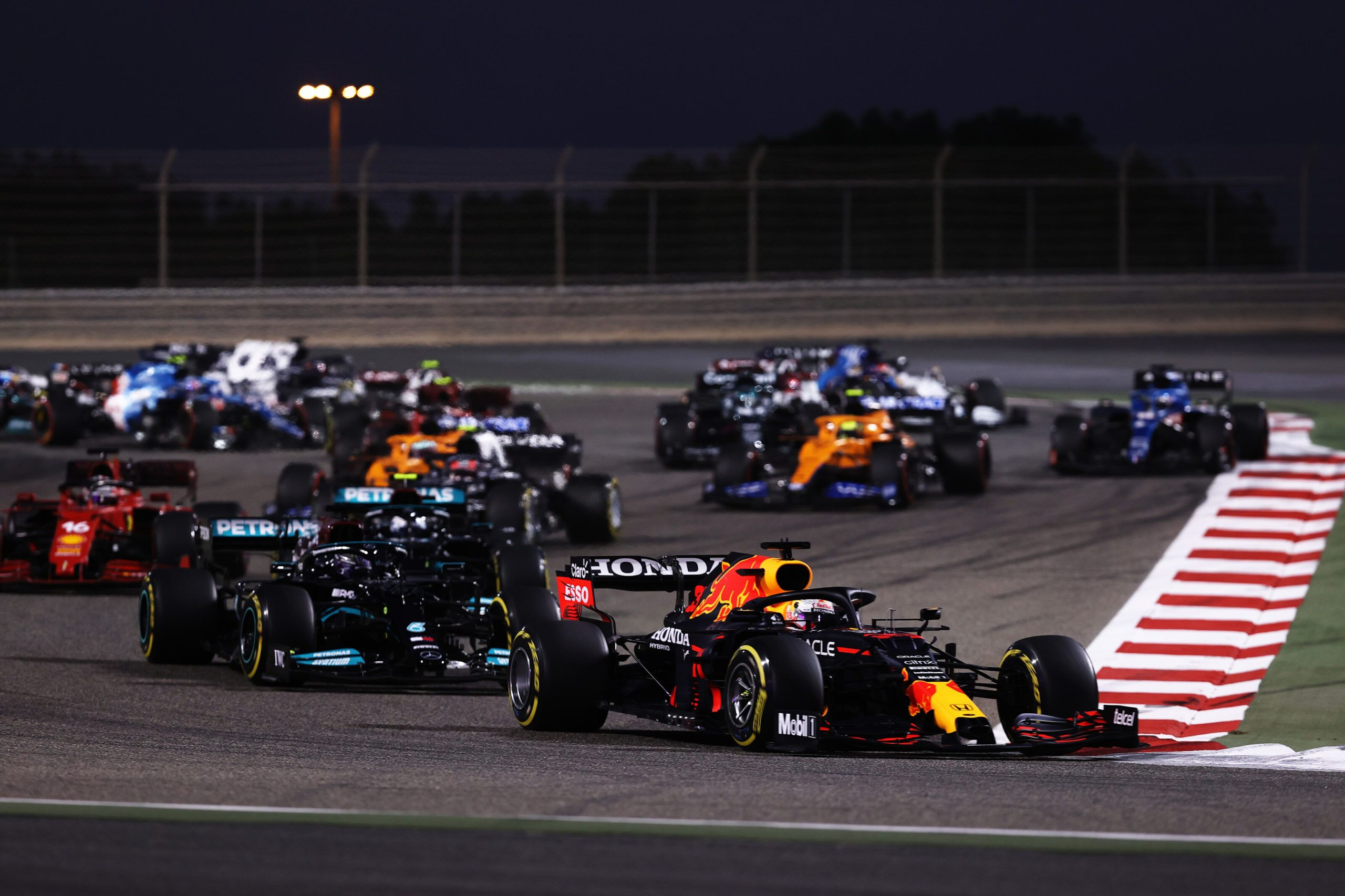 F1, Drive to Survive