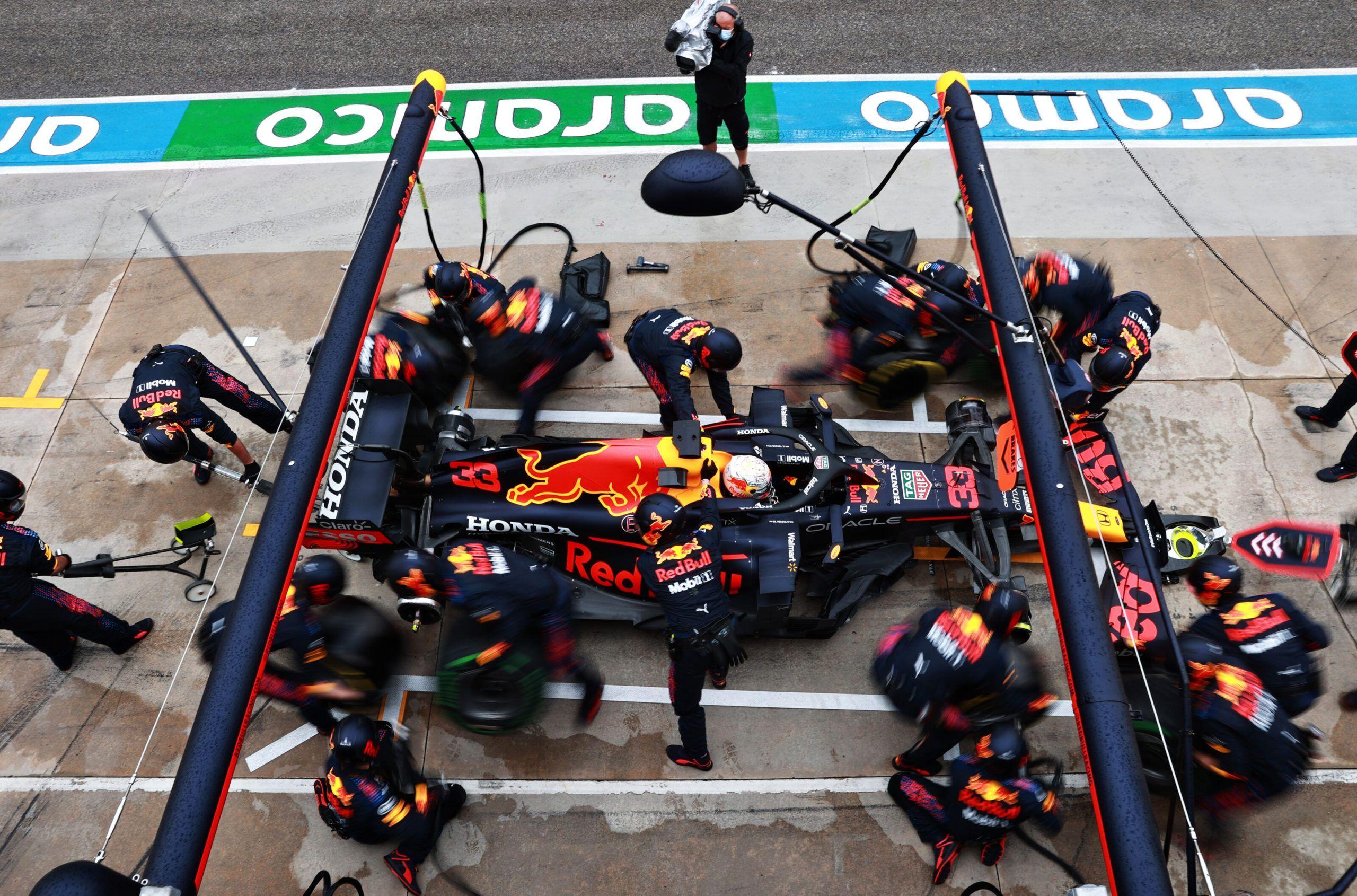 Christian Horner, Red Bull, F1