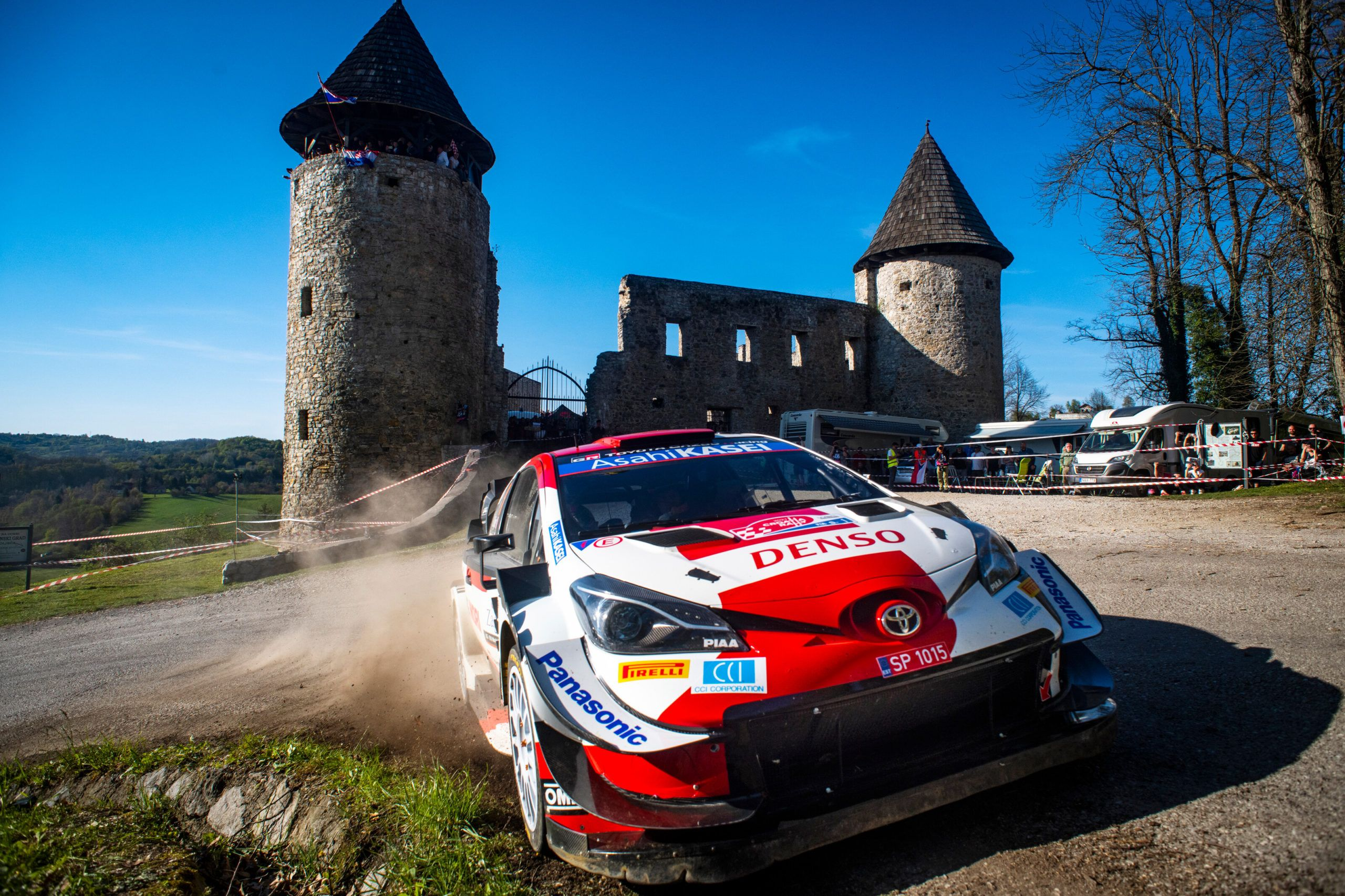 WRC, Sebastien Ogier, Croatia Rally